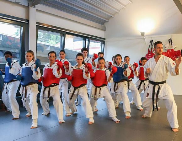Die Karate Kids von Luzern