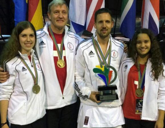 Erfolge für Luzerner Karateschule