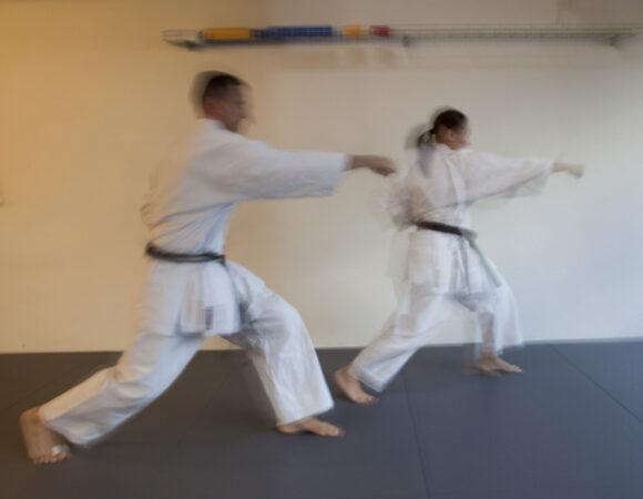 Karateschule räumt gross ab