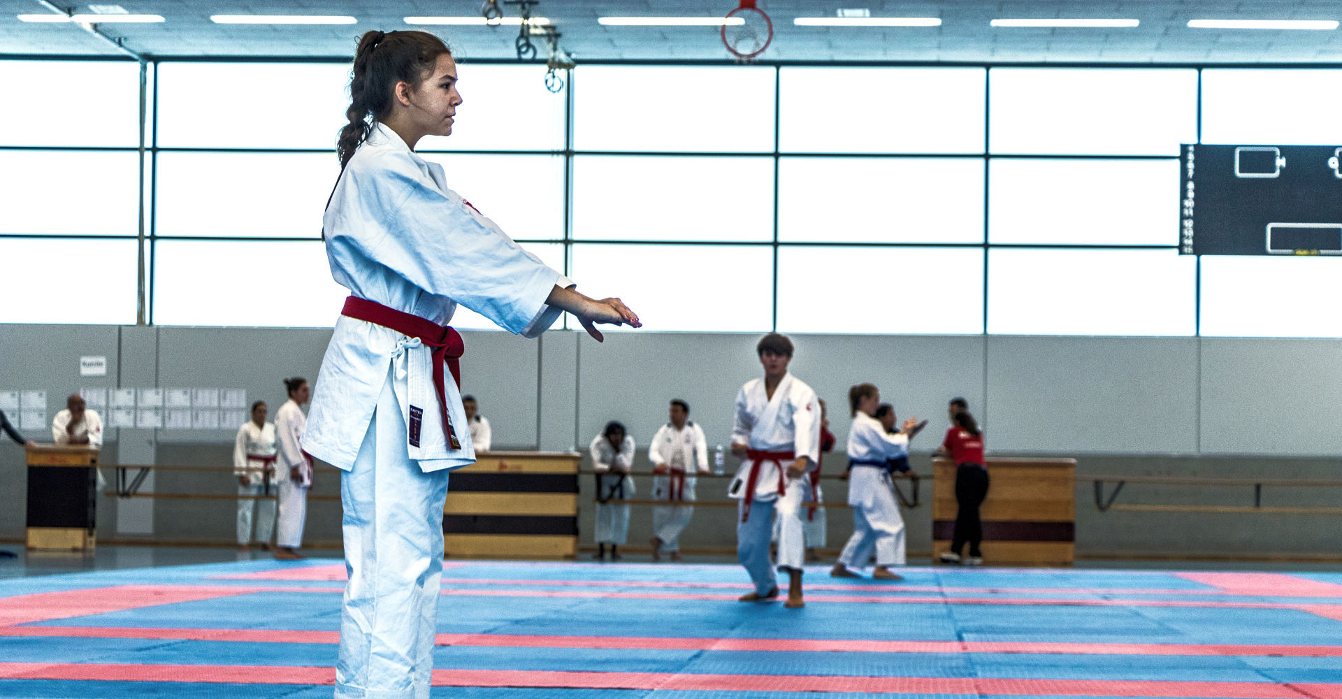 Karate für Jugendliche | Karateschule Kimura Shukokai Luzern #1
