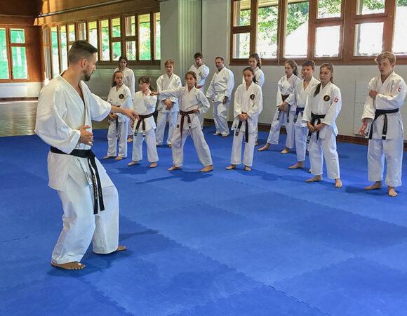 Karate-Weekend 24. – 25. September 2016