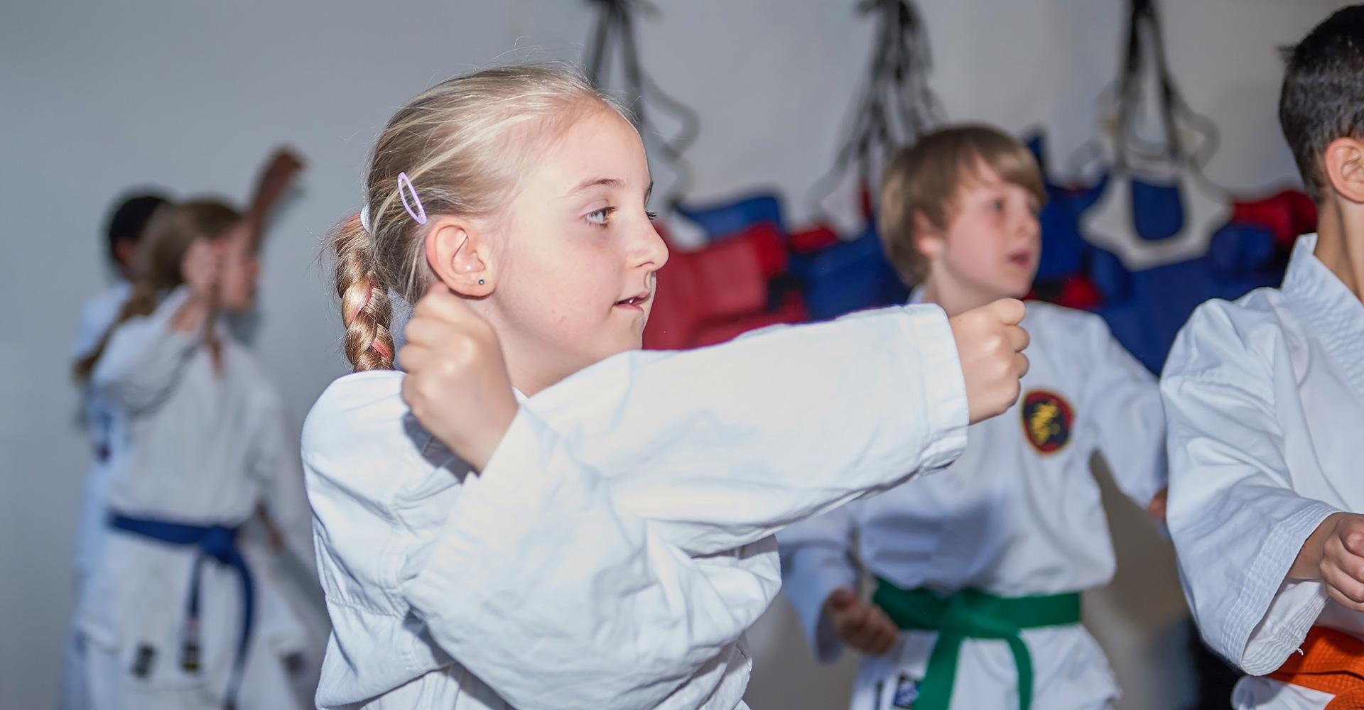 Karate für Kinder | Karateschule Kimura Shukokai Luzern #1