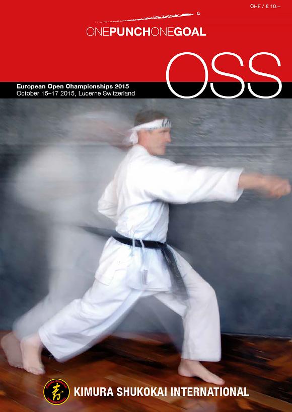 Karatemagazin Kimura Shukokai International