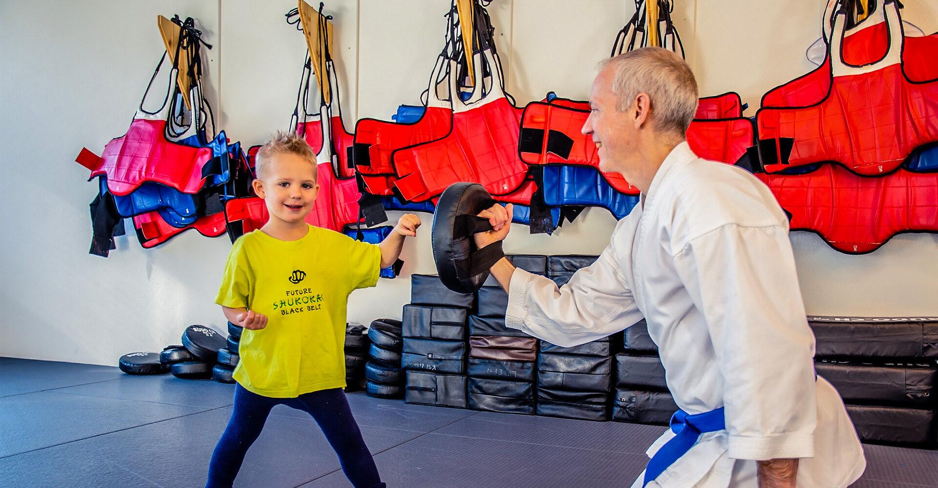 Pre-Bonsai Karate | Karateschule Kimura Shukokai Luzern
