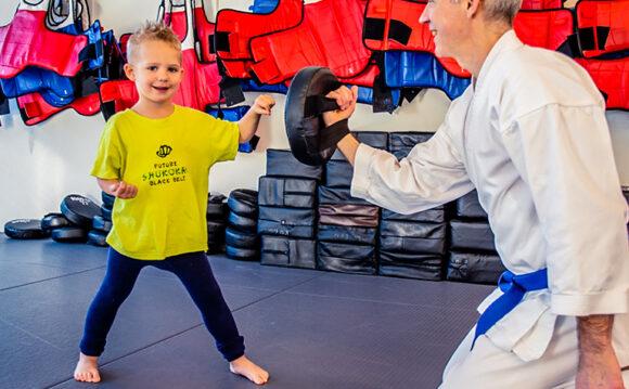 Pre-Bonsai Karate