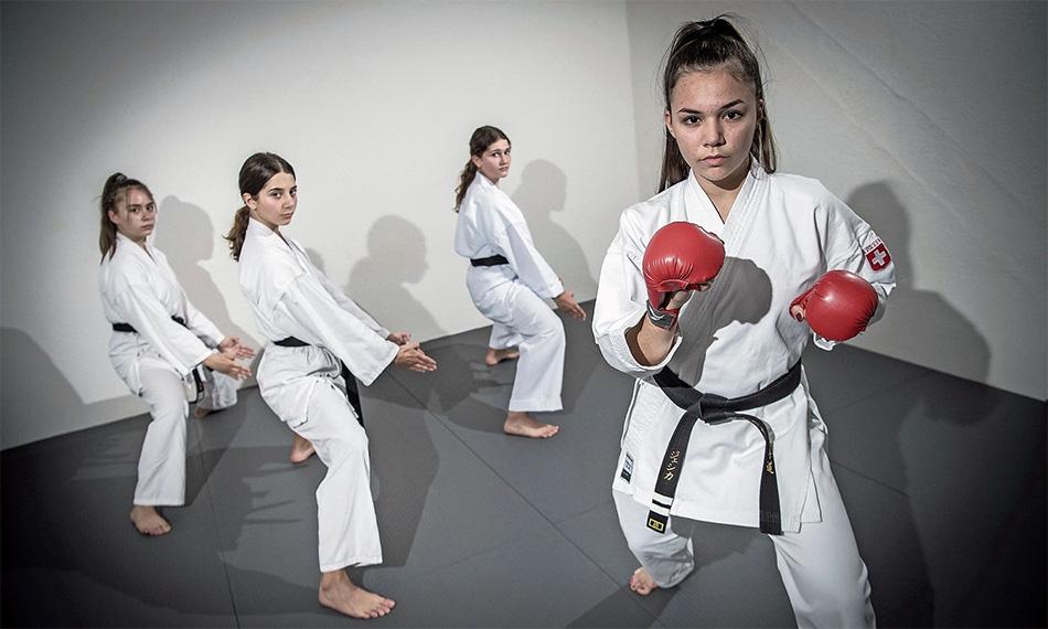 Wie Jesika Kostov zum «Kampftiger» wird